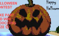 Minecraft Halloween Free